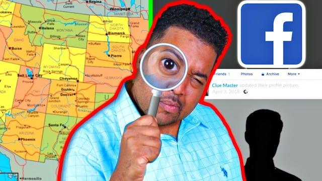 We Found Clue Master's Social Media!