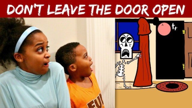 Don't Leave The Door Open