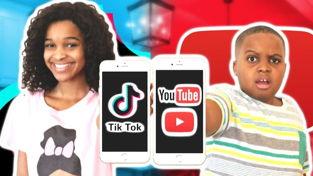 TikTok Or YouTube