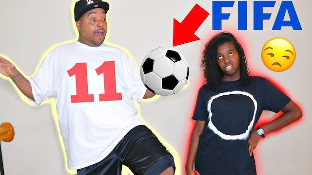 Soccer Dad!