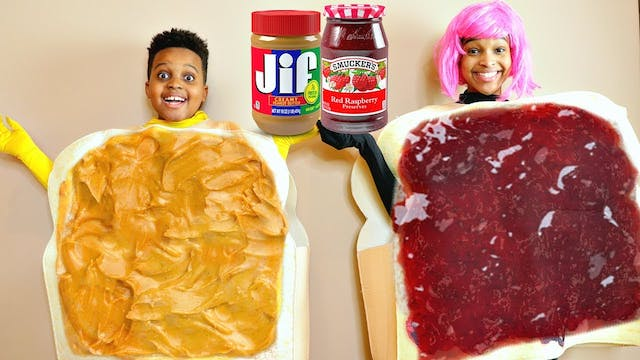 Peanut Butter vs Jelly