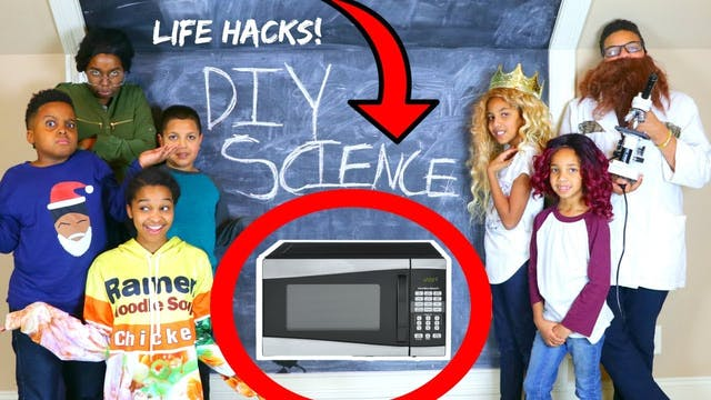 Back To School Science Experiment