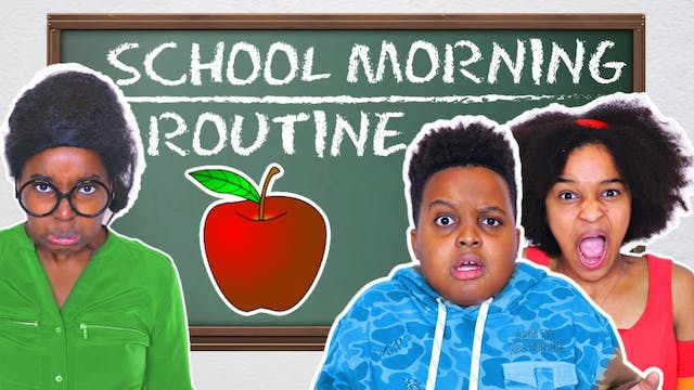 The Weirdest Back To School Morning R...