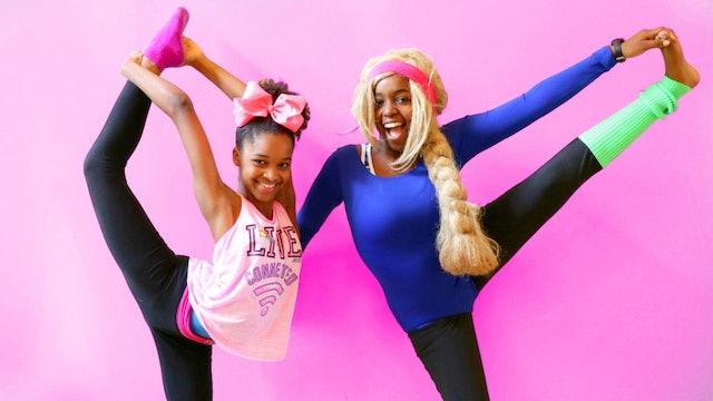 Shasha's Gymnastics Competition | Part 2