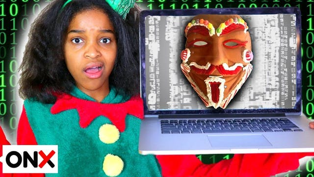 We Got Hacked By Gingerbread Man!