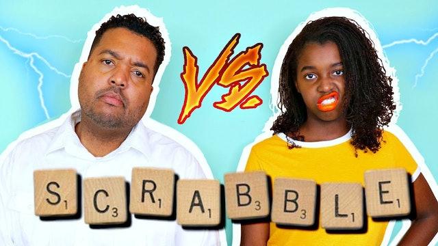 Scrabble Game Night!