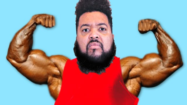 World's STRONGEST Man (Part 1)