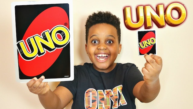 Uno Competition!