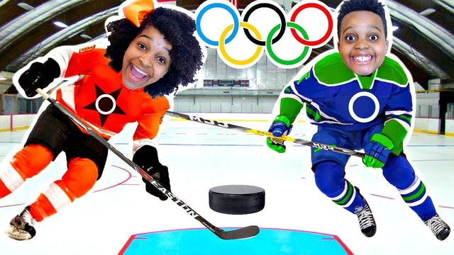 Onyx Family Winter Olympics Special | Hockey Edition