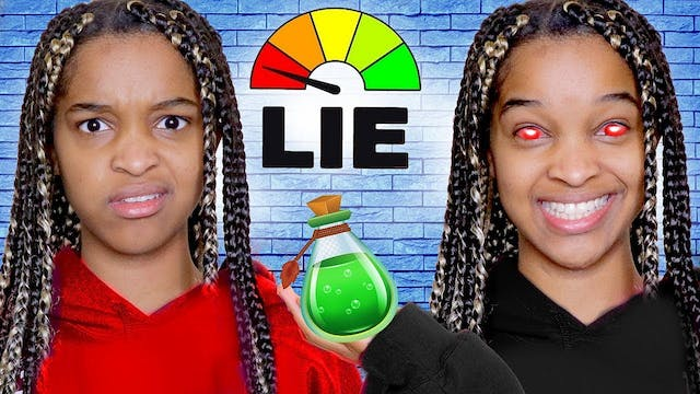 SHOCKING Lie Detector SHOCKS Her