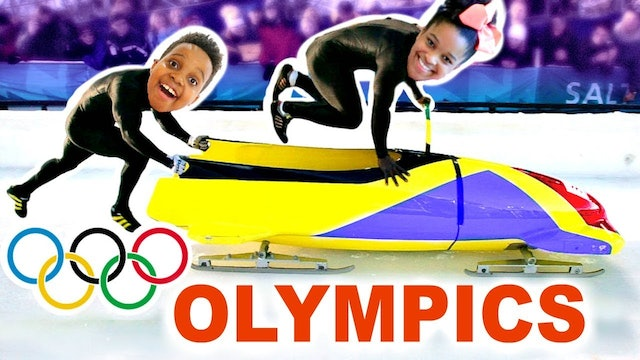 Onyx Family Winter Olympics Special | Bobsledding Edition