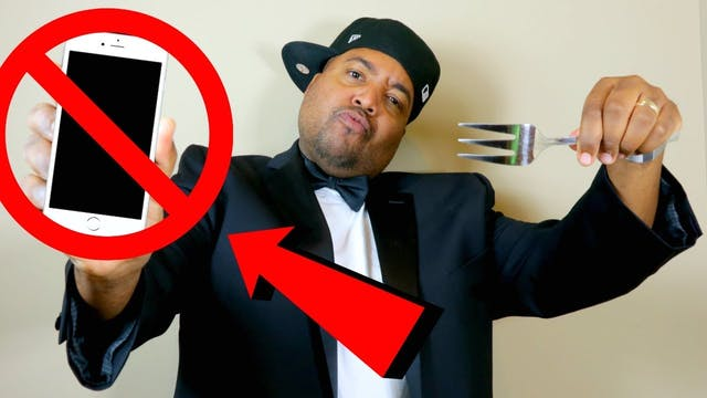 No Phones at the Table!
