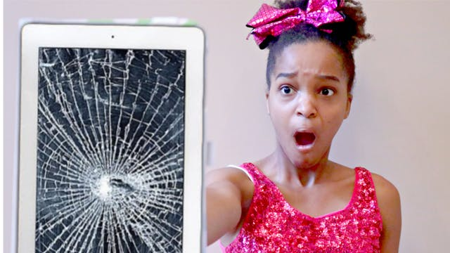 Broken iPad!