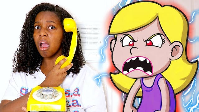 IGNORING My Sister For 24 Hours! *She...