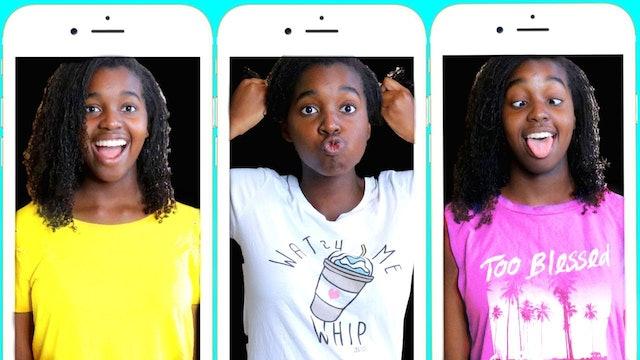 Sinead's Selfie Fails!