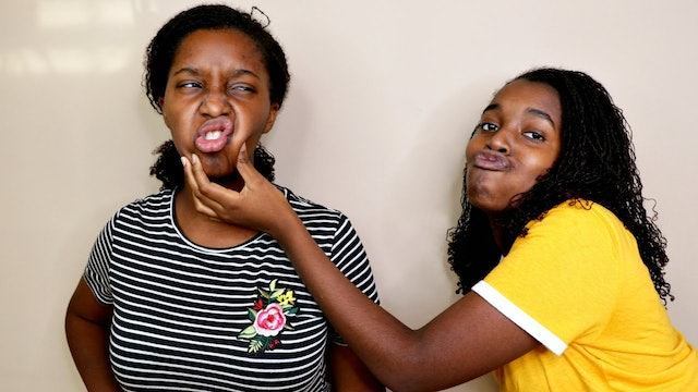 I Tricked My Sister!