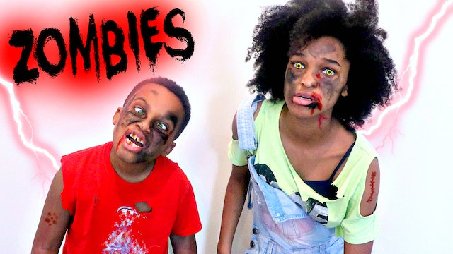 Shiloh and Shasha are Zombies!