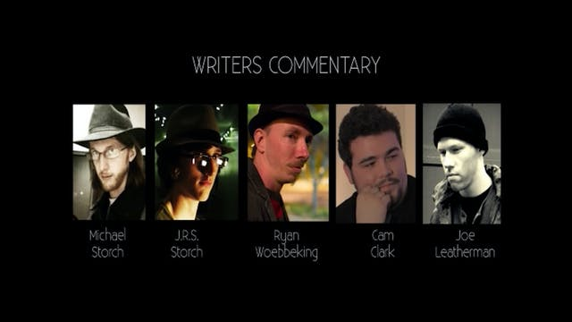 Writers Commentary - Phantom of the W...