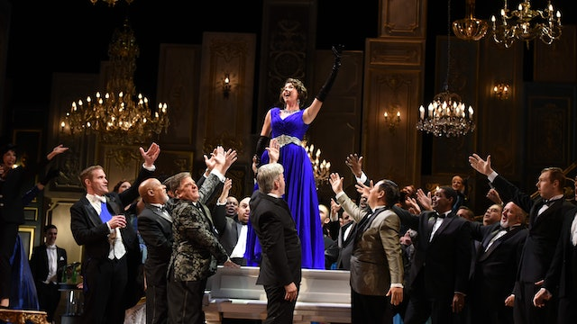 Preview: La traviata