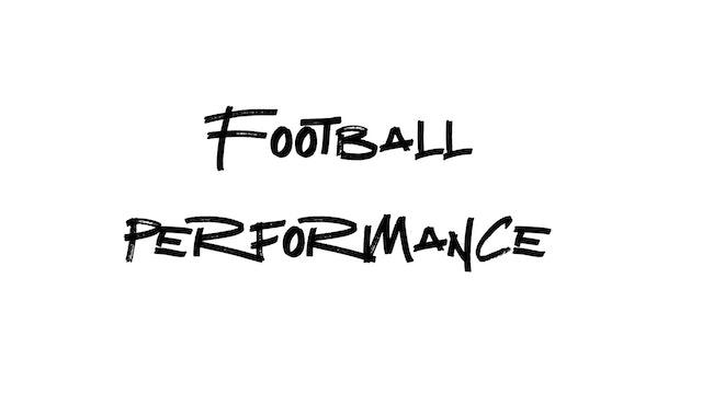 Elevate Football Performance Program