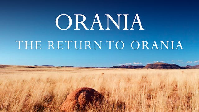 The Return to Orania