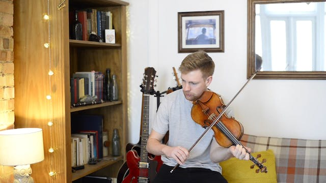 James Findlay and the music of The Croft