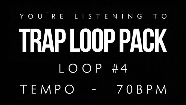Trap Vol 1 - Loop 4