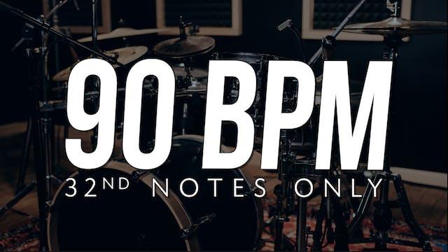 Shed Series V3 | 90 BPM