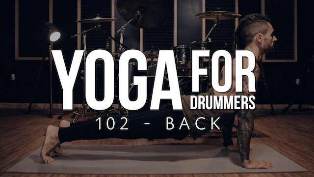 Yoga For Drummers | 102