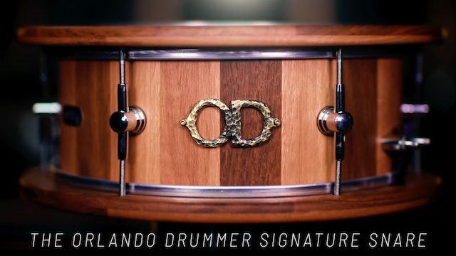 The Entity OD Signature Snare