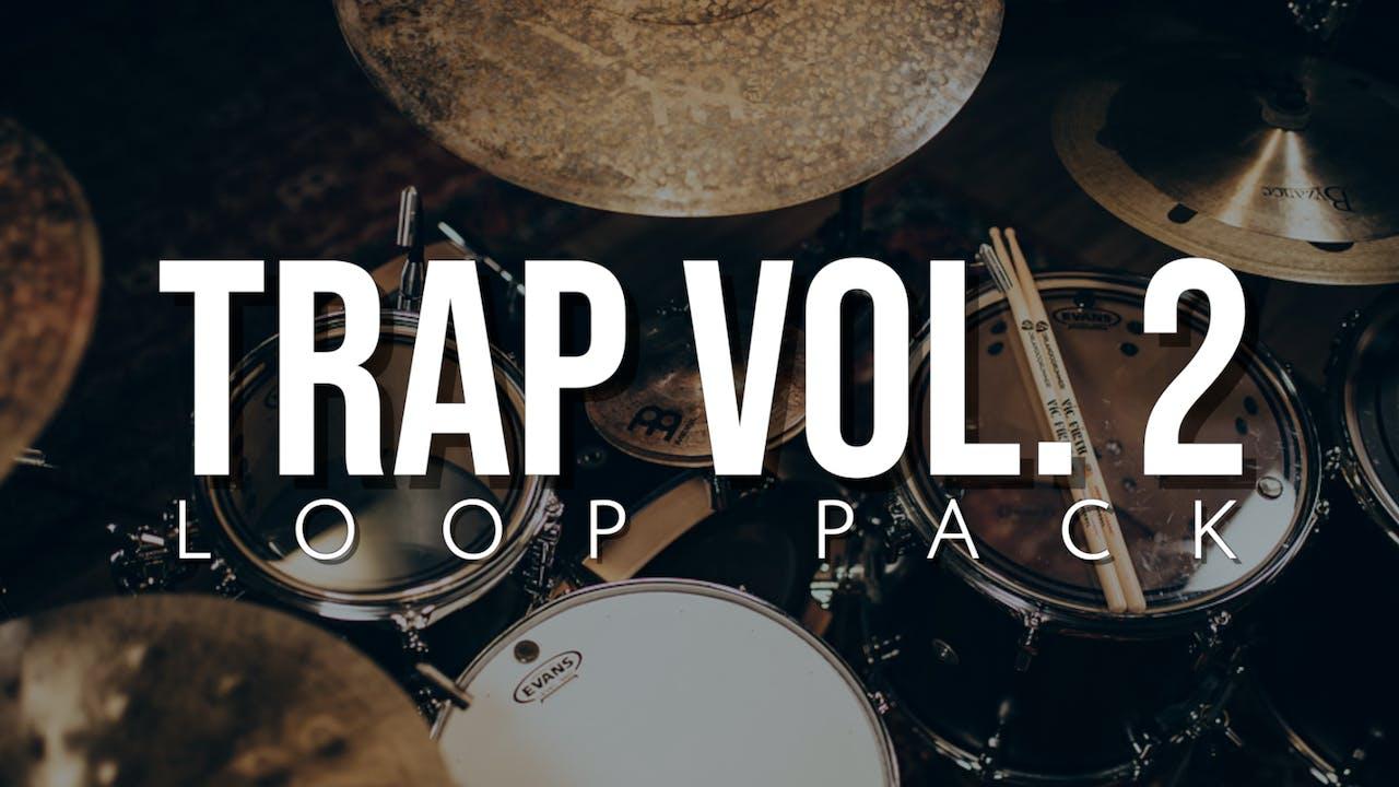 Trap Volume 2 Loop Pack