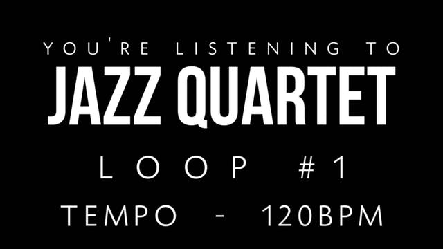 Jazz Quartet Loop 1