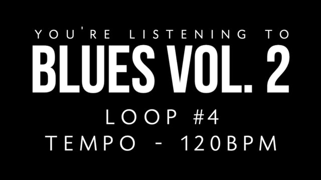 Blues Vol. 2 | Loop 4