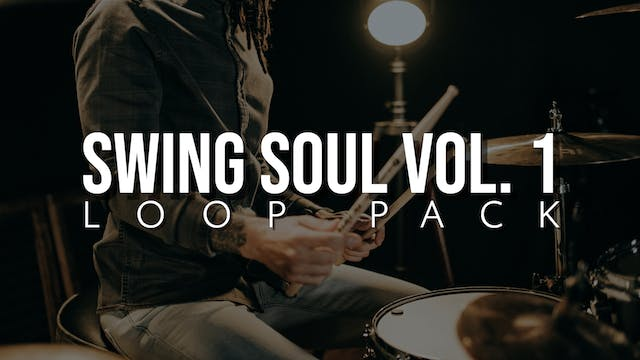 Swing Soul Volume 1 Loop Pack