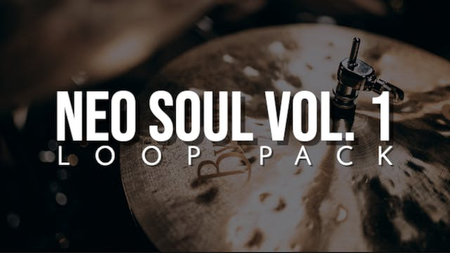 Neo Soul Volume 1 Loop Pack