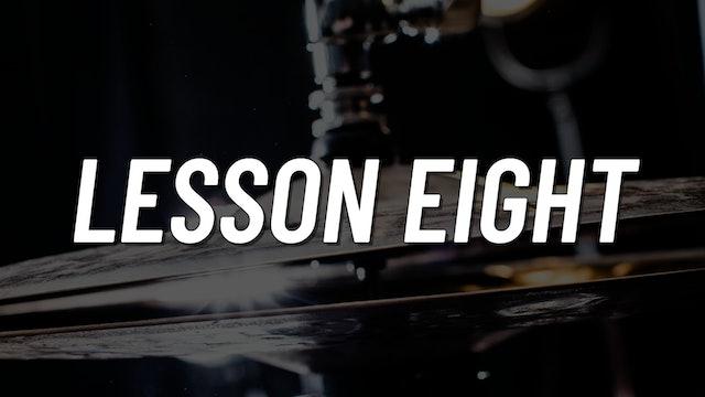 Advanced Gospel | Lesson 8