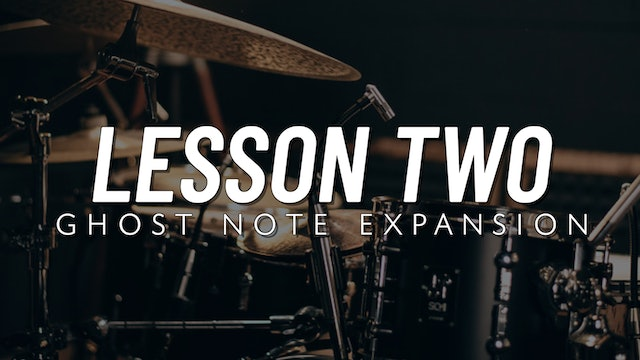 Intermediate Groove | Lesson 2