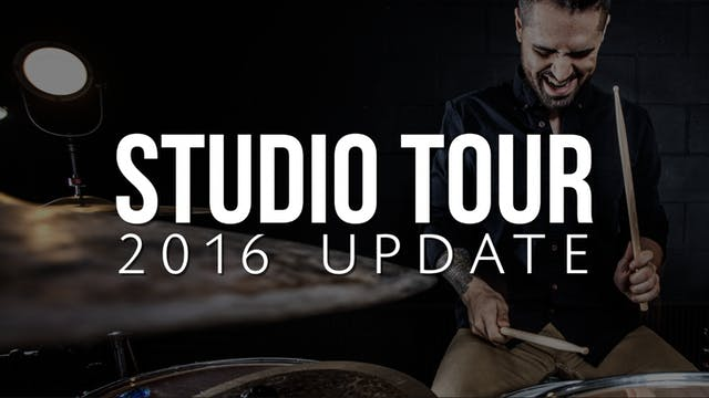 Studio Tour | 2016