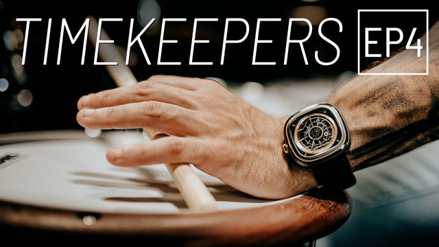 TimeKeepers EP4 | The T2/02