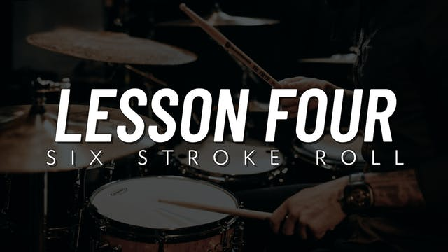 Rudiment Survival Guide | Lesson 4