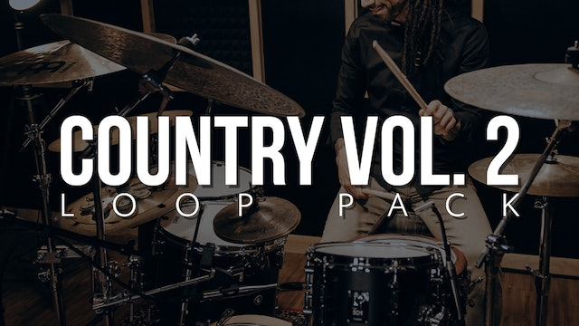 Country V2 Loop Pack Preview