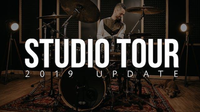 Studio Tour | 2019