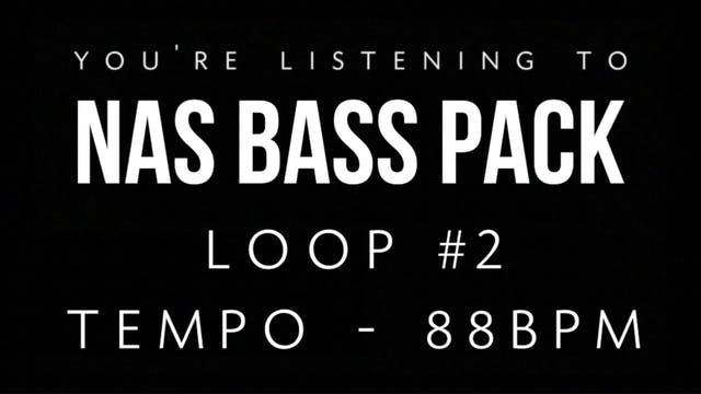 Nasrulah Bass Pack - Loop 2