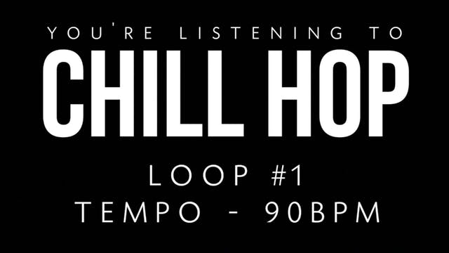 Chill Hop Loop 1