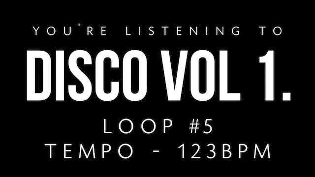 Disco Vol 1 - Loop 5