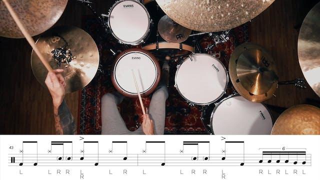 Detached Lesson Pack | Left Hand Crash