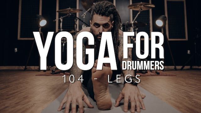 Yoga For Drummers | 104
