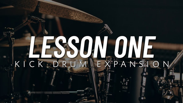 Intermediate Groove | Lesson 1