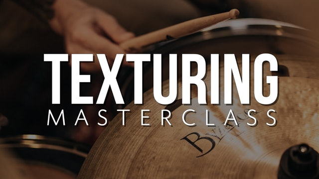 Texturing Masterclass