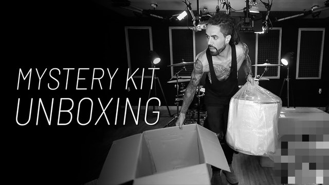 Mystery Kit Unboxing